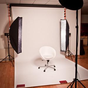 Fotostudio: Nicht nur mich kann man mieten, mein Studio auch!