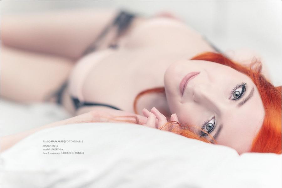 Boudoir: Lena – Nachzügler-Bilder vom Workshop