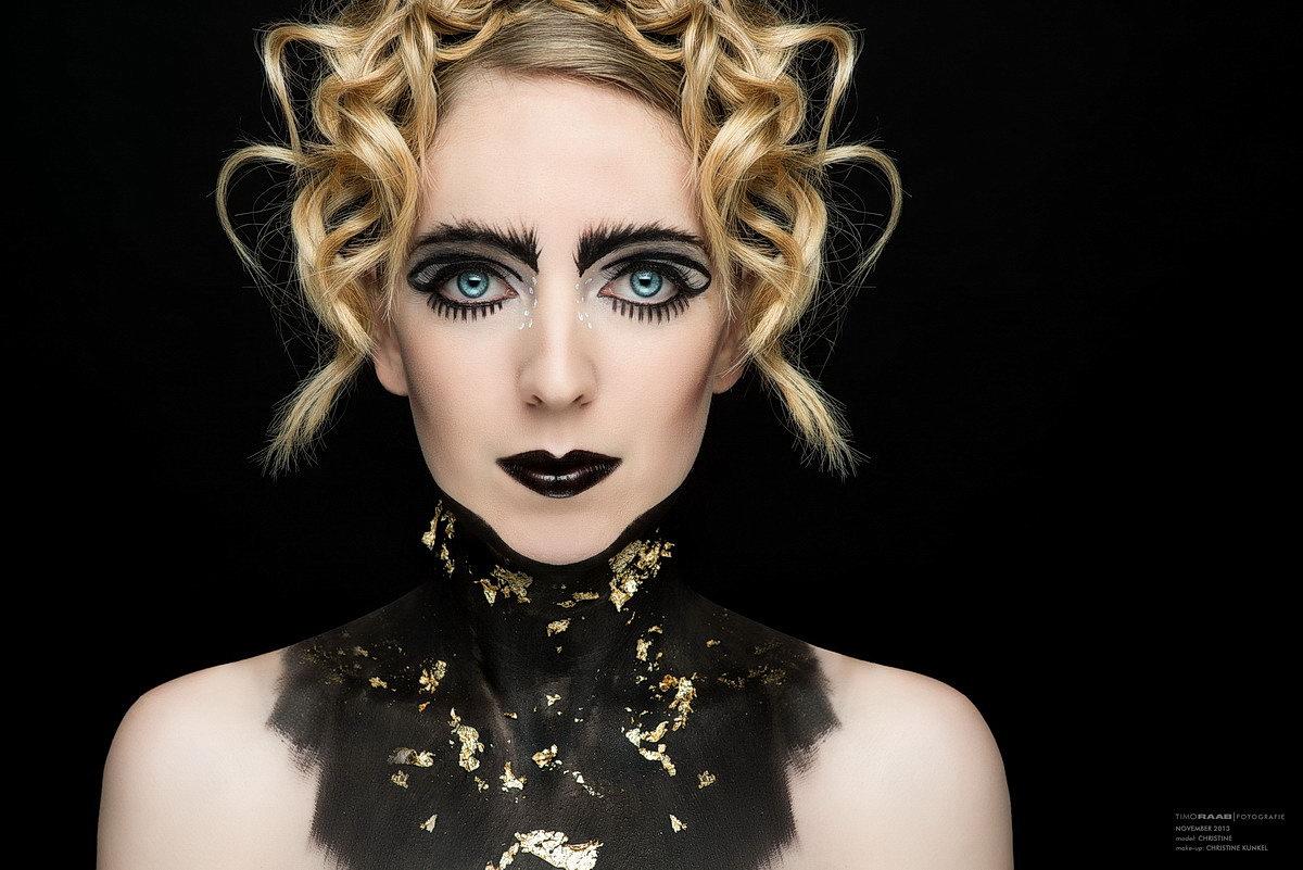 <b>...</b> <b>Christine Kunkel</b>, Fotografie, Make Up Artist, Model, Erthal Theater, - 131117-erfolgreich-beendete-maskenbildnerausbildung-meiner-visagistin-christine-01