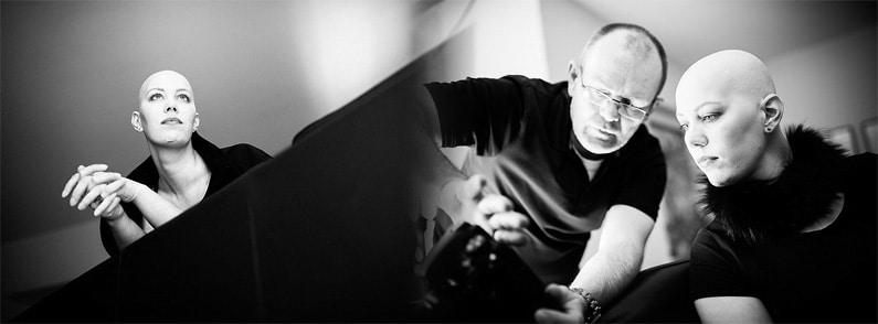 F*CK CANCER // Portraitshooting mit Harald Peter Fotografie