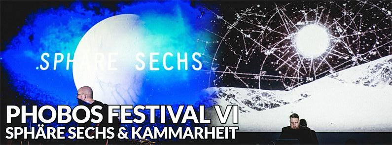 Konzert: PHOBOS VI – An Evening of Dark Ambient, Sophienkirche, Wuppertal, 18.04.15