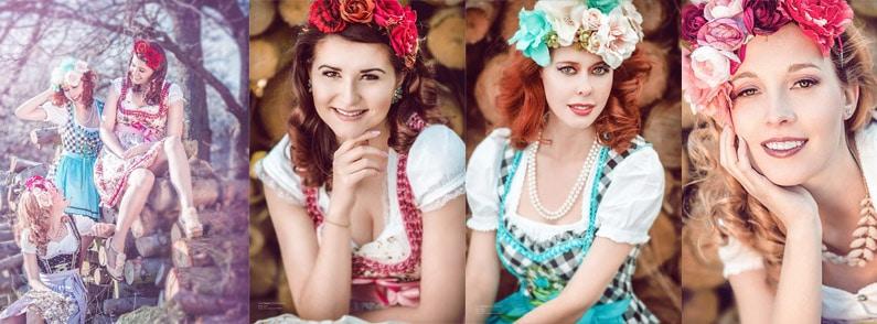 Shooting: Bavarian Beauty Madness